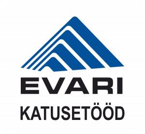 2 evari logo + KATUSETÖÖD